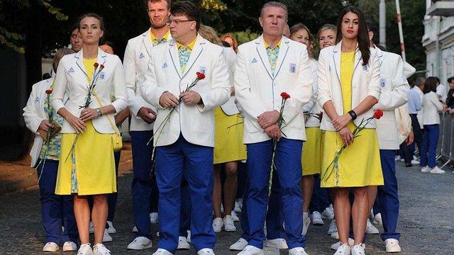 З українськими олімпійцями провели жорстку розмову щодо спілкування із російськими ЗМІ