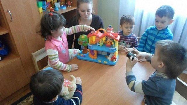 На Львівщині створять центри денного перебування для дітей з особливими потребами