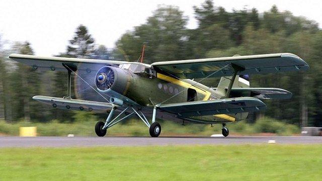 Український літак АН-2 потрапив у Книгу рекордів Гіннеса