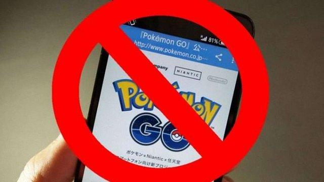 В Ірані заборонили Pokemon Go