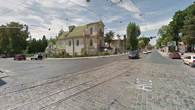 У Львові планують закрити на ремонт перехрестя вул. Мечникова і Личаківської
