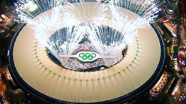 У Бразилії відкрилися ХХХІ Олімпійські Ігри