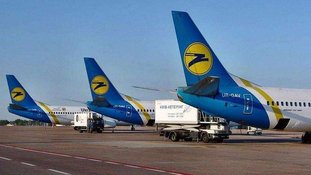 МАУ заявила про намір запровадити авіарейс з Ужгорода до Києва у 2017 році