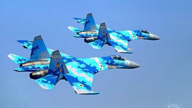 В Україні відзначають День Повітряних сил ЗСУ