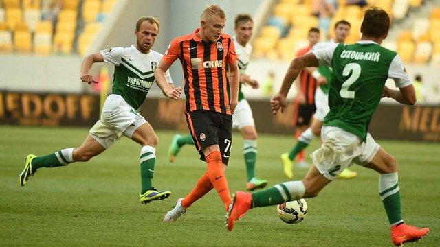 У Львові «Шахтар» зустрінеться у матчі з «Олександрією»