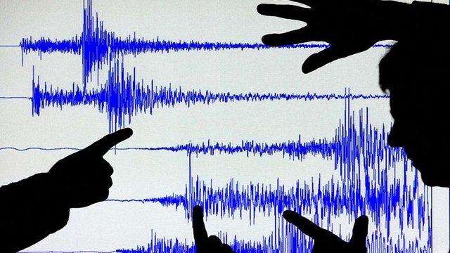 На Донеччині стався землетрус силою 4.7 бали