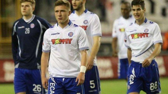 Український футболіст у стані сп'яніння потрапив у ДТП в Хорватії