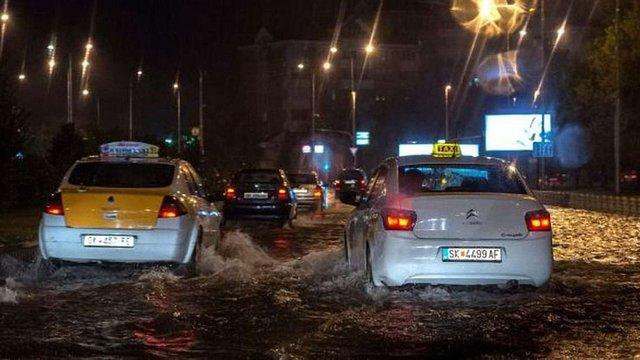 У Македонії внаслідок повені загинуло щонайменше 15 людей