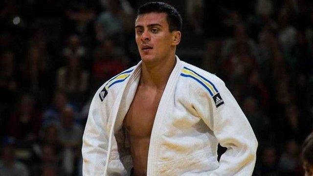Український дзюдоїст програв у першому колі Олімпіади-2016