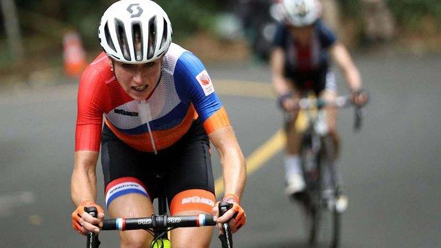 Голландська велогонщиця потрапила в реанімацію після падіння на Олімпіаді-2016