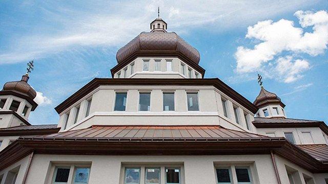Восени в УКУ освятять університетську церкву