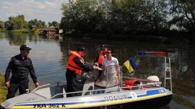 На Київщині запрацювала патрульна водна поліція