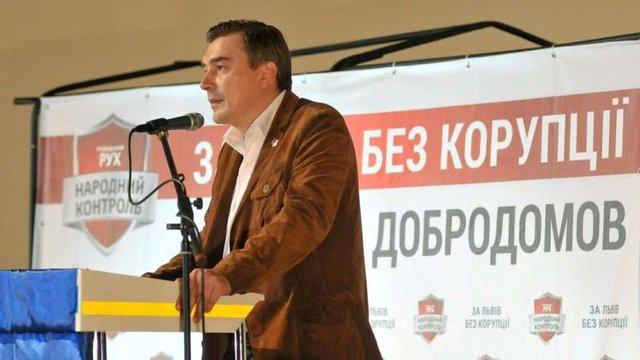«Народний контроль» звинуватили у співпраці з російськими піарниками