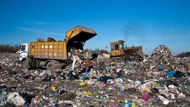 Новий зсув на Грибовицькому сміттєзвалищі може відбутись будь-якої миті, – еколог