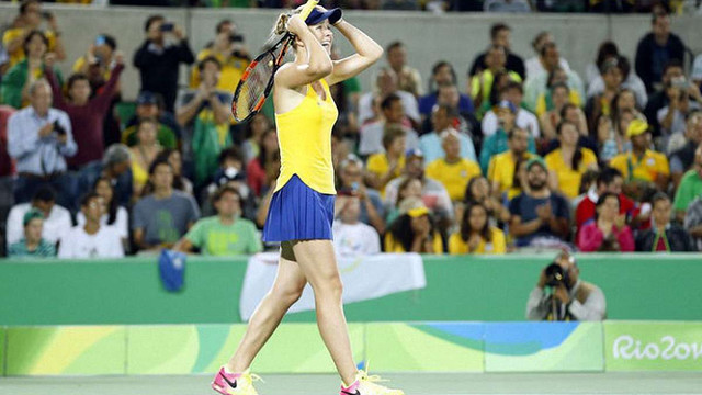 Українська тенісистка сенсаційно перемогла в Ріо першу ракетку світу Серену Вільямс