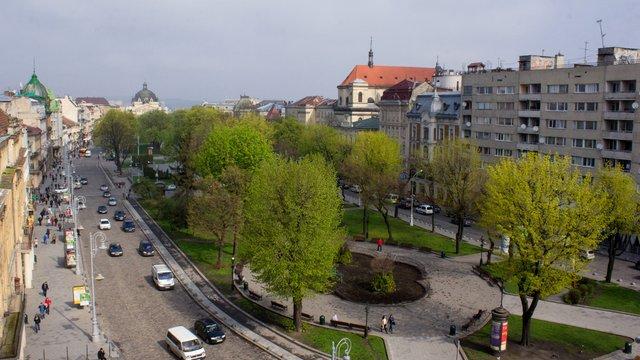 У Львові опублікували карту активності мешканців у мікрогромадах