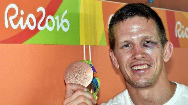 Бельгійського призера Олімпіади-2016 побили на пляжі в Ріо-де-Жанейро