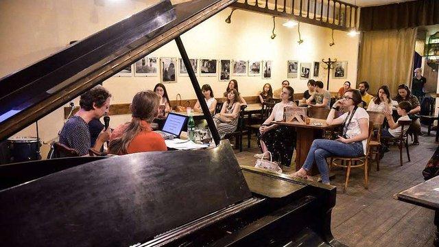 Літературний фестиваль «Місяць авторських читань» підбив підсумки