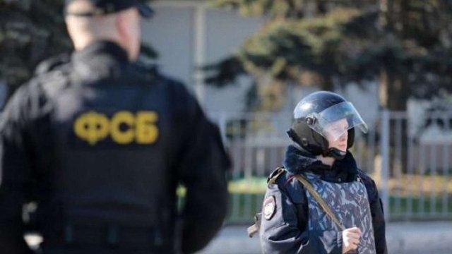 ФСБ звинуватила Україну у підготовці терактів у Криму