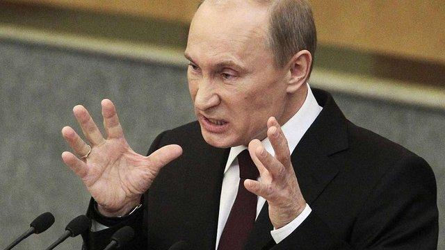 Путін заявив про відмову Росії від «нормандського формату»