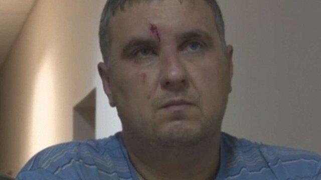 Затриманого в Криму керівника «українських диверсантів» Панова викрали у Запорізькій області