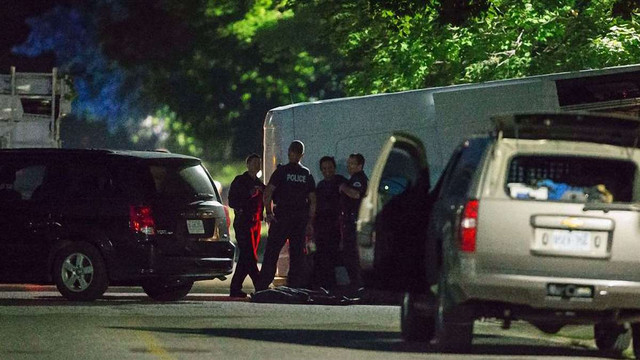 Канадська поліція застрелила підозрюваного у підготовці теракту