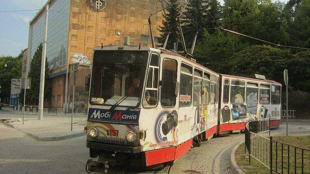 Трамвайна лінія на Франка та Свєнціцького готова для руху електротранспорту