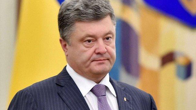 Порошенко оголосив про старт електронного декларування для чиновників з понеділка