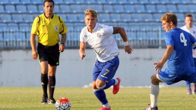 Хорватський клуб розірвав контракт з українським гравцем після п'яного ДТП