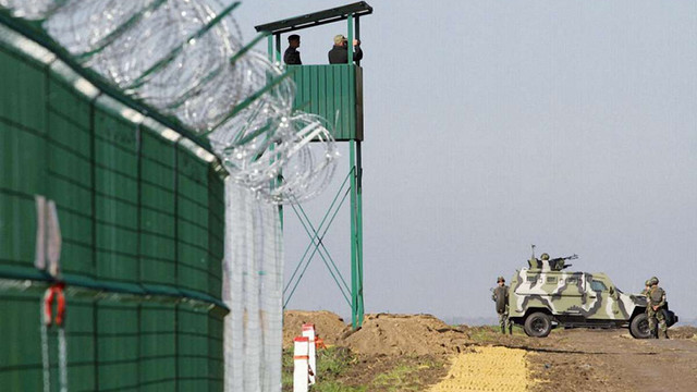 Антикорупційна прокуратура почала розслідування щодо будівництва «Стіни» на кордоні з РФ