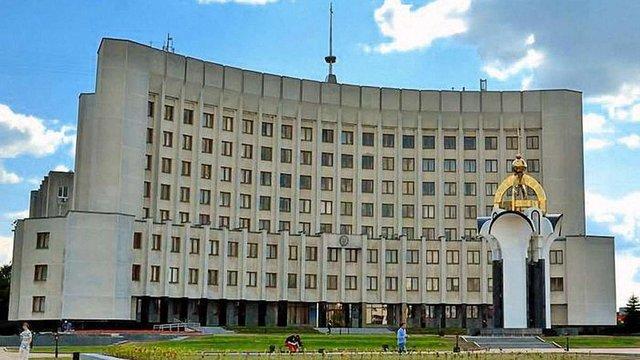 Співробітники СБУ пронесли «вибухівку» у будівлю Волинської ОДА з тренувальною метою
