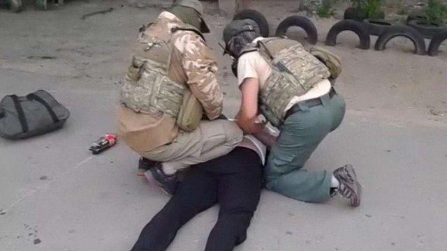 СБУ викрила агентурну мережу «народної міліції ЛНР»