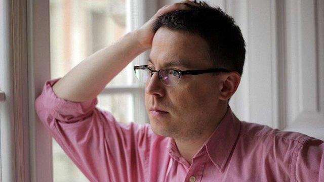 Львівський тележурналіст Остап Дроздов видав дебютний роман