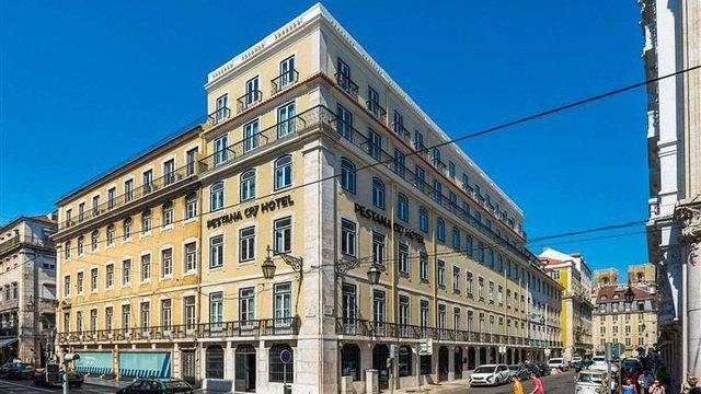 Футболіст Кріштіану Роналду відкрив готель у Лісабоні