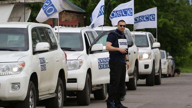 Москва більше не допустить спостерігачів ОБСЄ у Крим