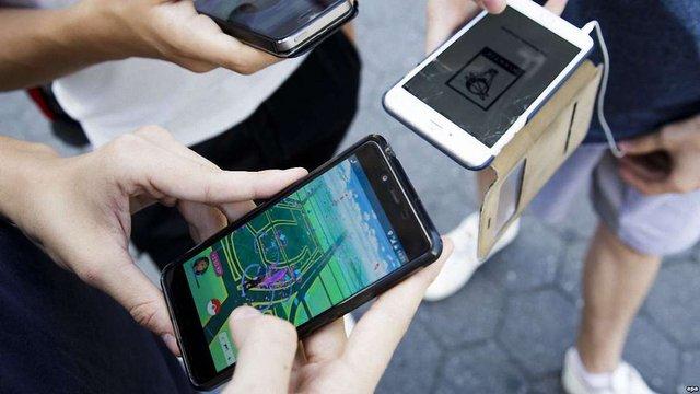 Пентагон заборонив співробітникам встановлювати Pokemon Go на службові телефони