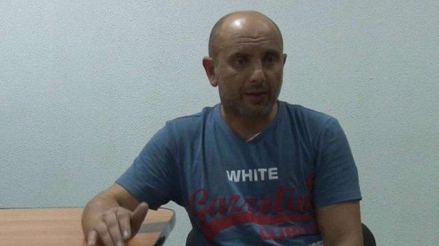 Суд окупованого Сімферополя заарештував Андрія Захтея