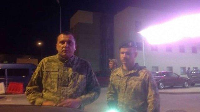Військова прокуратура почала провадження за фактом затримання Бойка і Монтян
