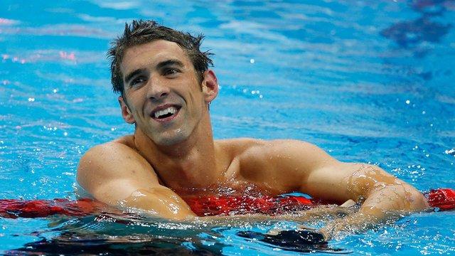 Американський плавець Майкл Фелпс здобув останню золоту медаль у своїй кар'єрі