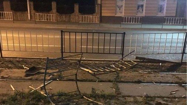 У Львові за ніч патрульна поліція склала 15 протоколів на нетверезих водіїв
