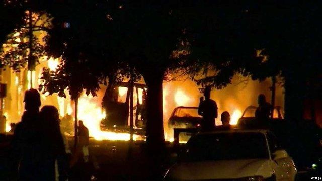 У Мілуокі спалахнули заворушення після вбивства поліцією афроамериканця