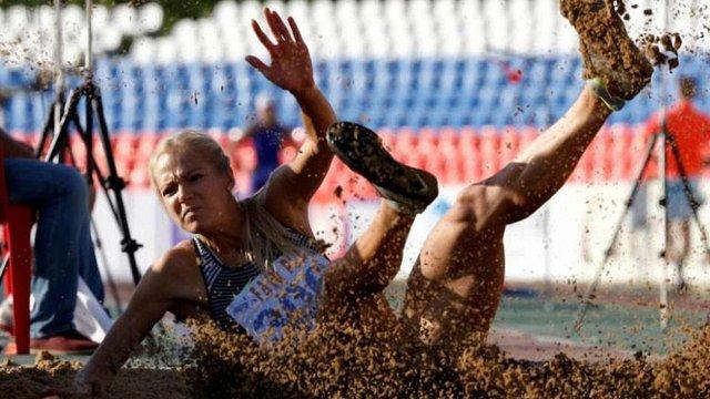 Єдиній російській легкоатлетці Дарії Клішиній дозволили брати участь в Олімпіаді