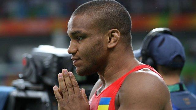 Українець Жан Беленюк вийшов у фінал Олімпіади-2016 із греко-римської боротьби