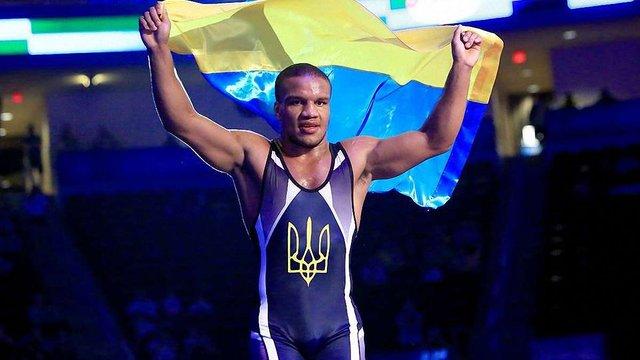 Жан Беленюк завоював п'яту медаль збірної України на Олімпіаді-2016