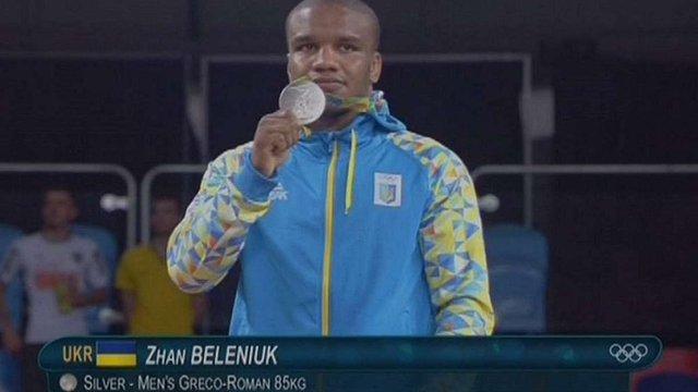Міністр спорту вважає, що у Жана Беленюка вкрали «золото» на Олімпіаді