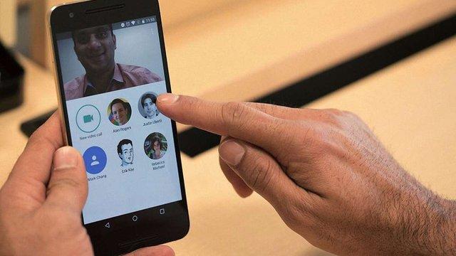 Компанія Google запустила відеомесенджер для смартфонів