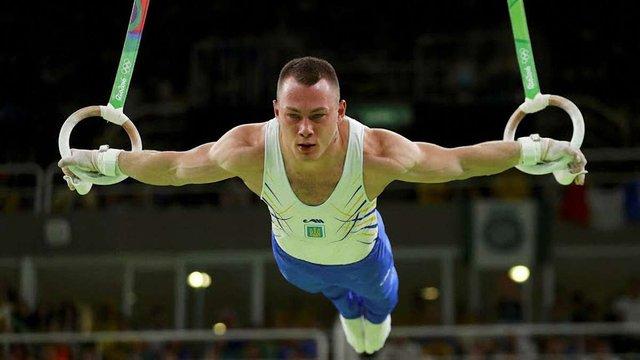 Іменем українського гімнаста назвали новий елемент у спортивній гімнастиці