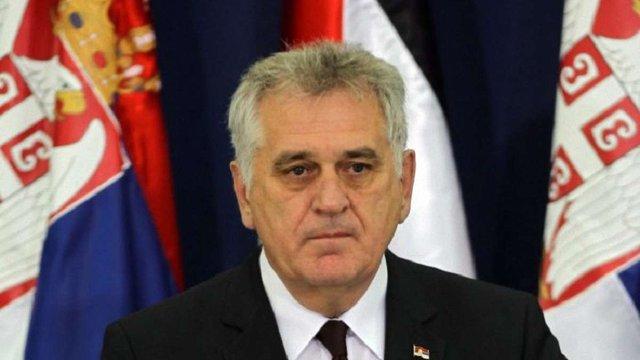 Сербія вкотре відмовилася ввести санкції проти Росії
