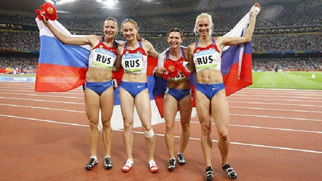 У збірної Росії забрали «золото» Олімпіади-2008 в естафеті через допінг