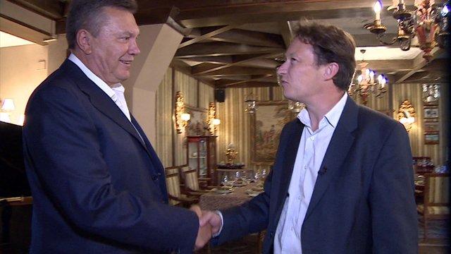 Янукович попросив Генпрокуратуру про очну ставку з Порошенком, Яценюком і Турчиновим